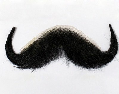 handlebar mustache Available colors: 1# black